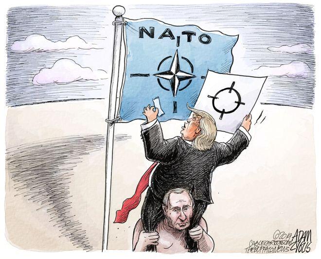 NATO: April 3, 2019