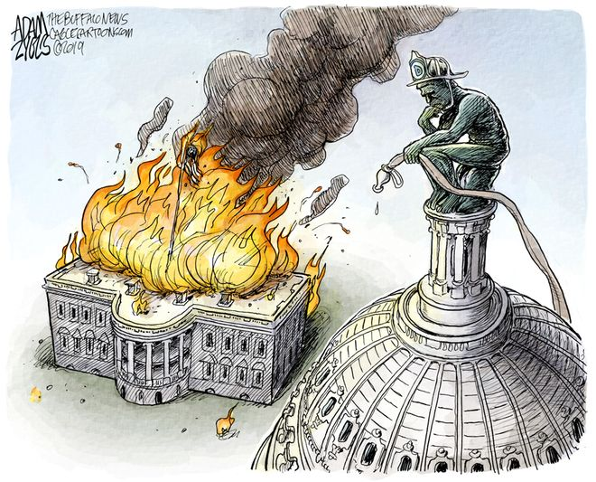 Question of impeachment: April 25, 2019