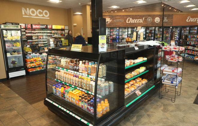 A Noco Express store in Depew.  (John Hickey/Buffalo News)