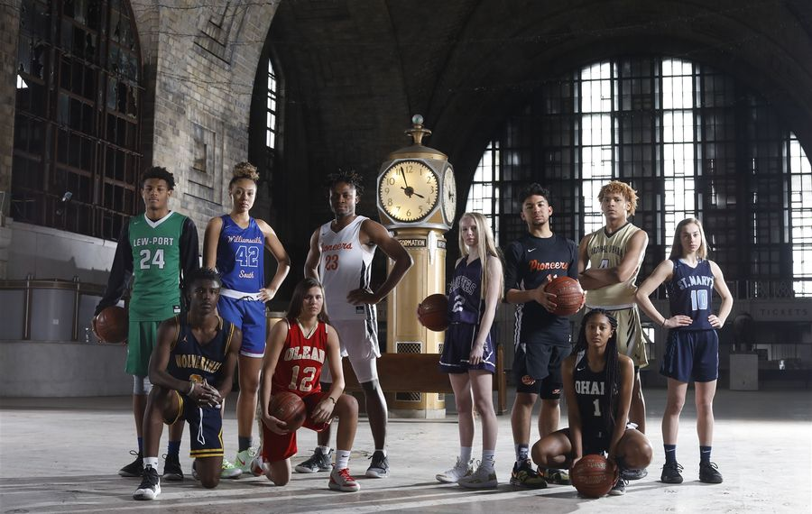 All-WNY basketball teams (updated 8:45 a.m. 4/20)