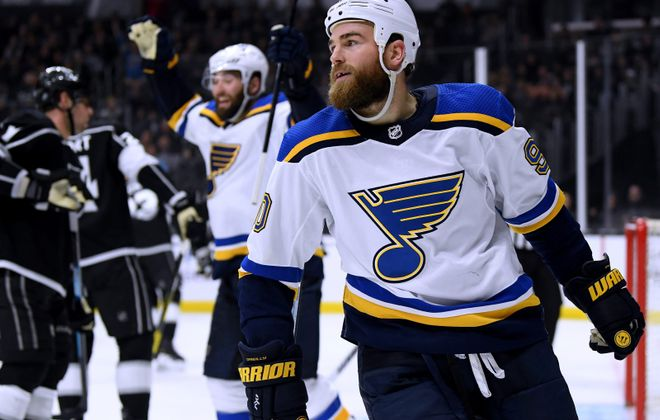 Ryan O'Reilly has been a key part of the Blues' turnaround. (Getty Images)