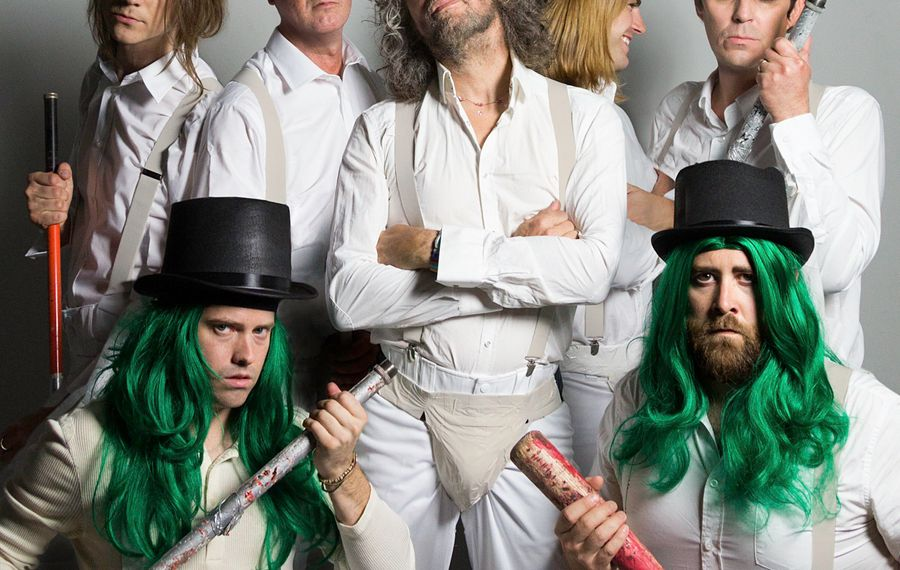 The Flaming Lips head to Artpark. (Photo by George-Salisbury)