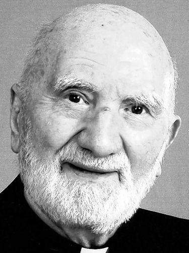 Rev. Joseph M. Gariolo, 95, Barnabite priest who taught at Canisius College