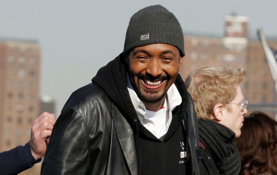 Actor Jesse L. Martin graduated from Buffalo Academy for Visual and Performing Arts. (Getty Images)