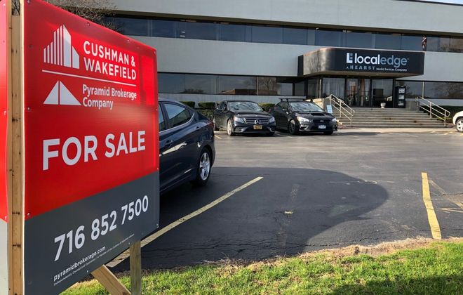 LocalEdge sold this building at 1945 Sheridan Drive, Town of Tonawanda, to Transitional Services Inc. for $850,000. (Stephen T. Watson/Buffalo News)