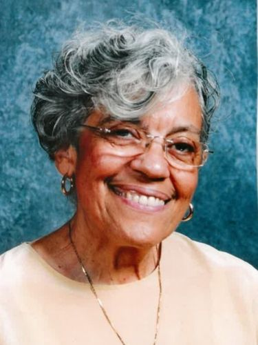Shirley M. Ware, former teacher aide and wife of late Rev. Albert C. Ware
