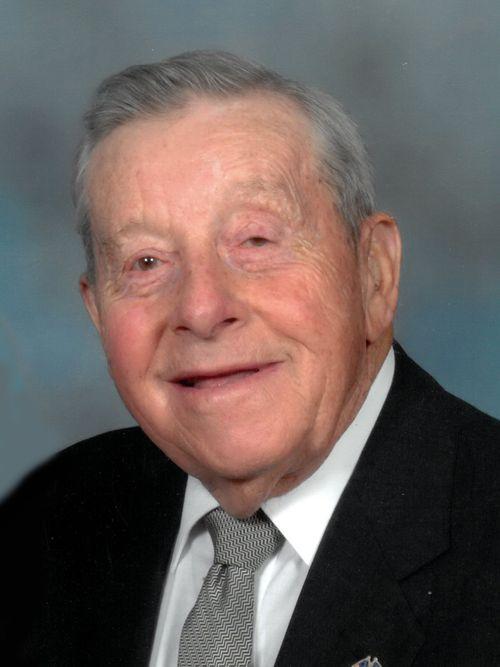 Kenneth A. James, 95, World War II veteran, service station operator