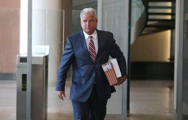 U.S. Attorney James P. Kennedy.  (Robert Kirkham/News file photo)