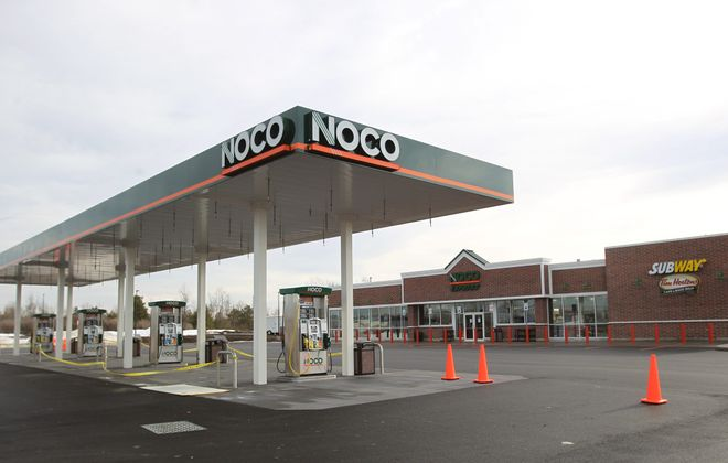 Noco will sell 33 of its convenience stores to Marathon Petroleum. (News file photo)