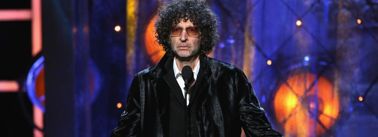 """Jeff Simon writes, """"Few books need hyping less than this one. Yes, of course, Howard Stern will be making talk show rounds to sell it, but its potential readership is already huge and built-in."""" (Photo by Kevin Kane/Getty Images For The Rock and Roll Hall of Fame)"""