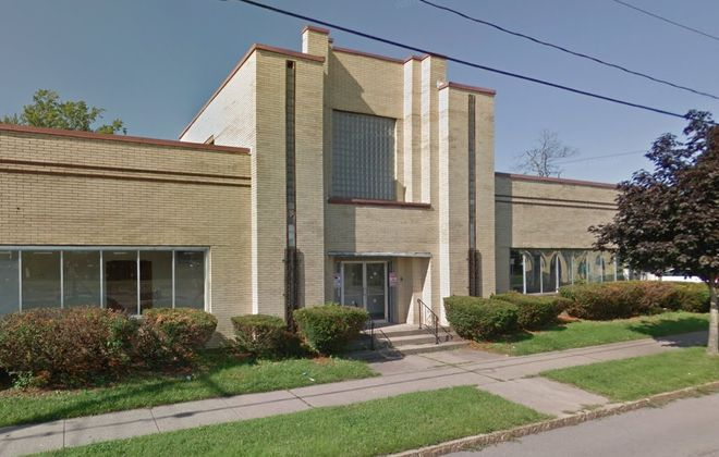 The building of the former Johnnie Ryan bottling plant at 822 Niagara St. in Niagara Falls. (Google Maps)
