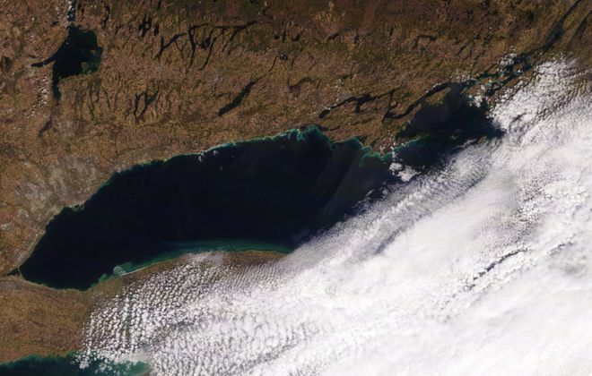 Lake Ontario is about 10 inches higher than at the same time last year, despite record outflows.