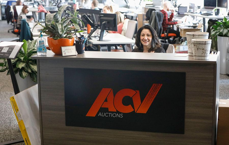 The success of ACV auctions shows that startups can succeed in Western New York. (Derek Gee/Buffalo News)
