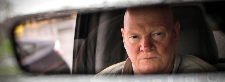 Bob O'Donnell Jr. says he was sexually abused by Ronald C. Williams, his Cub Scout leader in Blasdell and a former Buffalo police officer in the 1970s. He plans to sue the Boy Scouts of America under the new Child Victims Act. (Derek Gee/Buffalo News)