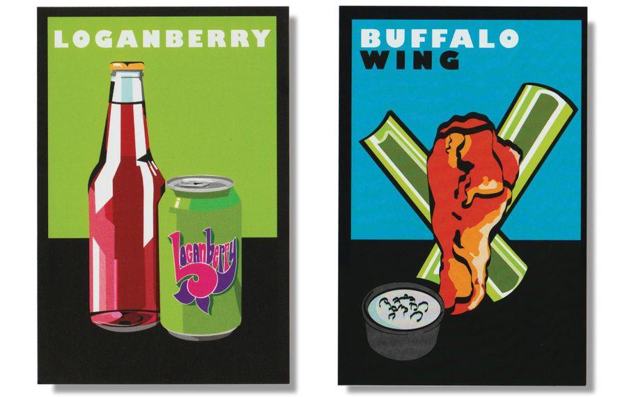 Shauna Bogdan turned her love of Buffalo's food into scrumptious art.