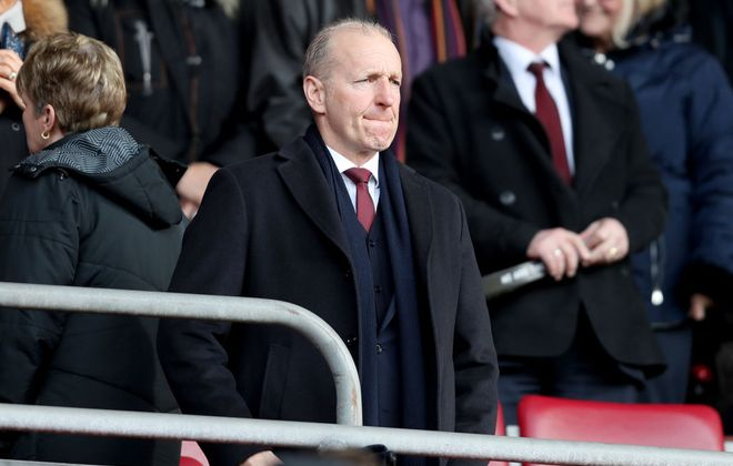 Ralph Krueger worked as chairman of English Premier League's Southampton F.C. for the past five years. (Getty Images)