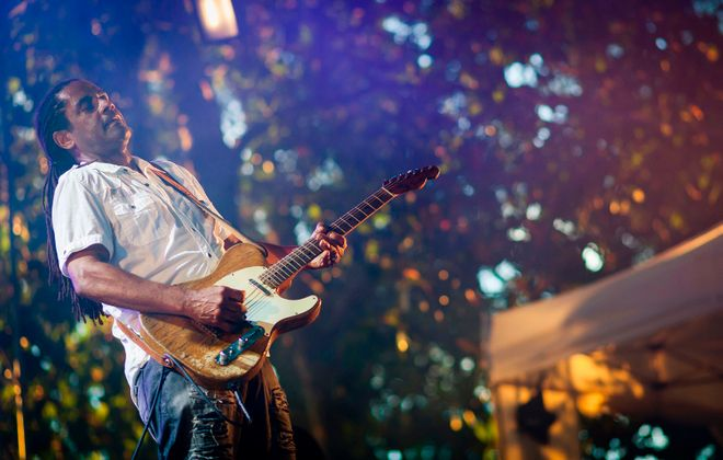 New Orleans blues maestro Kenny Neal will headline the local Nurs'n Blues Festival on May 25. (Getty Images)