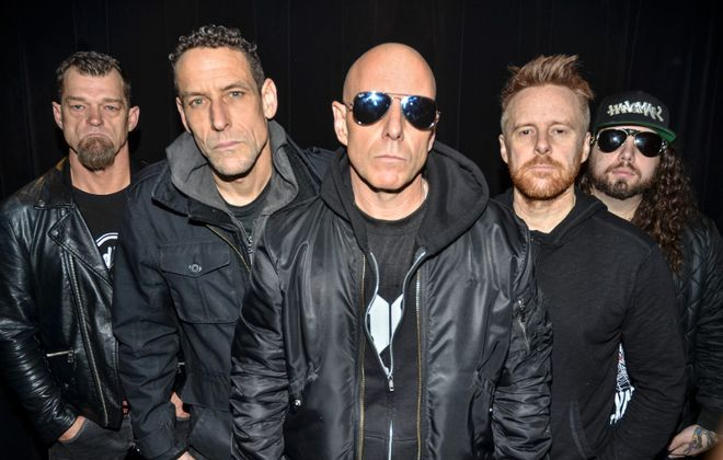 """Canadian rock act The Headstones is part of """"Bordercrash"""" at Artpark. (Photo  by Nicklaus Ball)"""