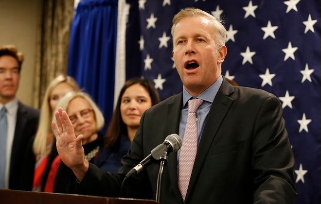 State Sen. Chris Jacobs. (Harry Scull Jr./News file photo)