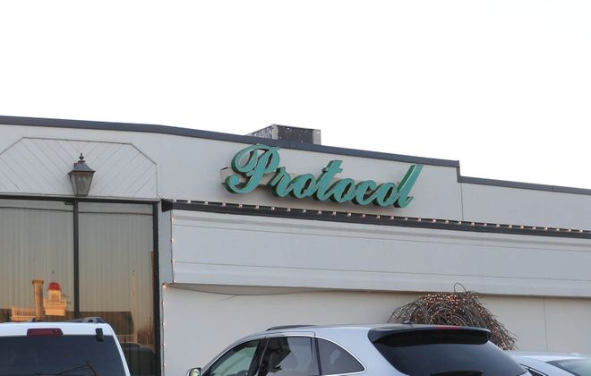 Protocol Restaurant  at 6766 Transit Road. (Sharon Cantillon/News file photo)