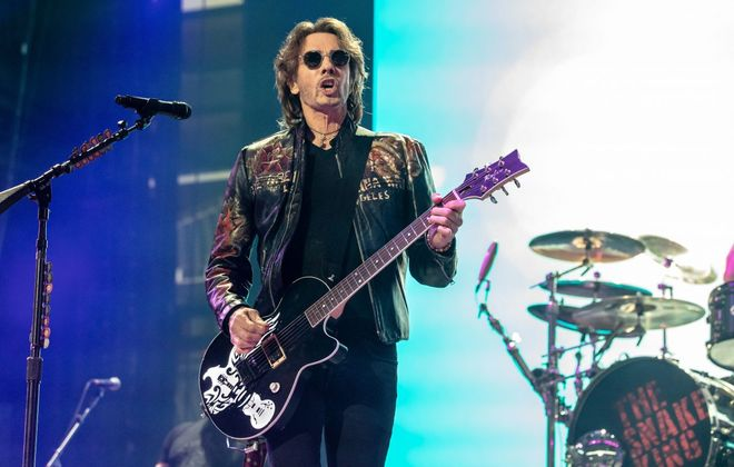 Rick Springfield is headlining a concert of '80s favorites at Artpark. (Getty Images)