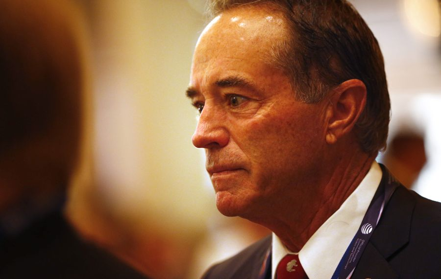 The indictment of Rep. Chris Collins on insider trading charges has jump-started next year's race for his 27th District seat. (Derek Gee/News file photo)