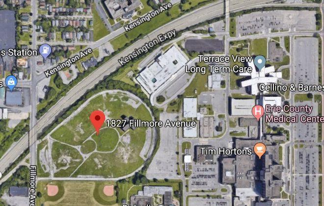ECMC wants to expand parking lot