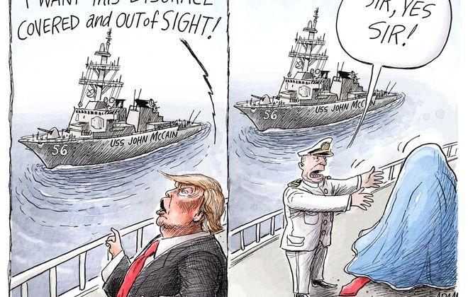USS John McCain: June 1, 2019