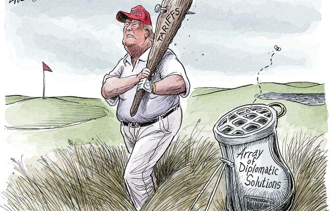 Trump's club: June 8, 2019