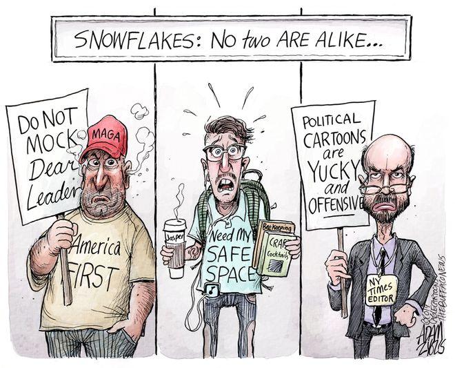 Snowflakes: June 13, 2019