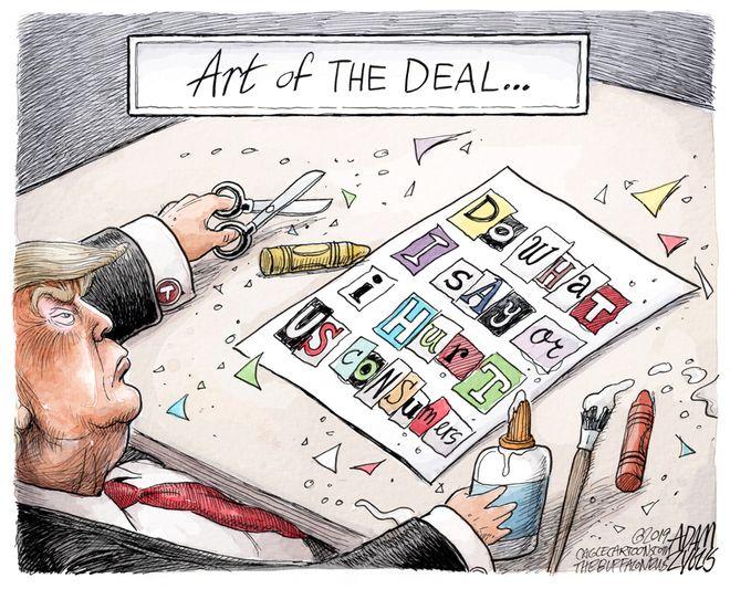 The negotiator: June 12, 2019