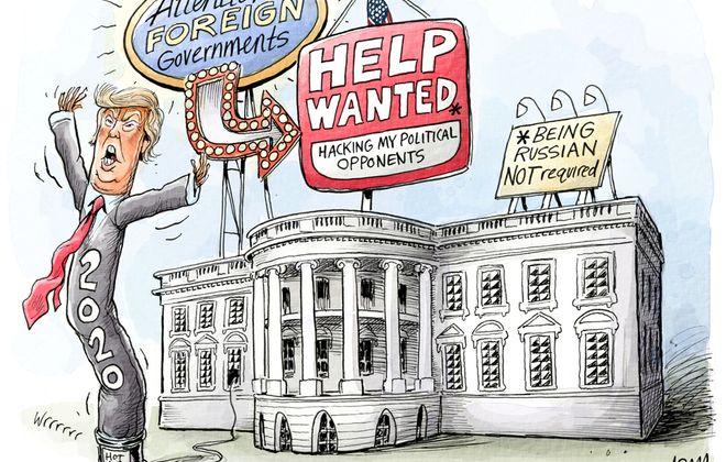 Trump 2020: June 19, 2019