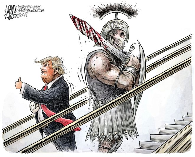 Iran tensions: June 23, 2019
