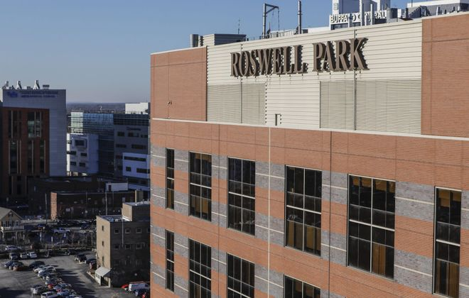 Roswell Park Comprehensive Cancer Center.(Derek Gee/News file photo)