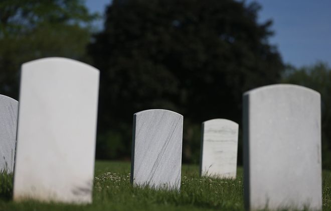 Veterans are twice as likely as the general population to die by suicide according to the Department of Veterans Affairs. (John Hickey/Buffalo News)