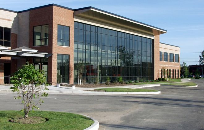 Evans Bancorp is planning to move its administrative offices to 6460 Main St. in Williamsville. (Photo courtesy of Evans Bank)