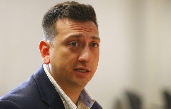 David Bellavia. (John Hickey/News file photo)