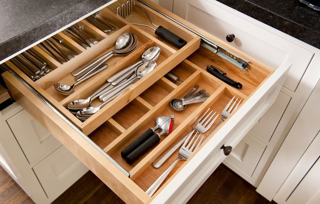 Org away the clutter culprits in your kitchen
