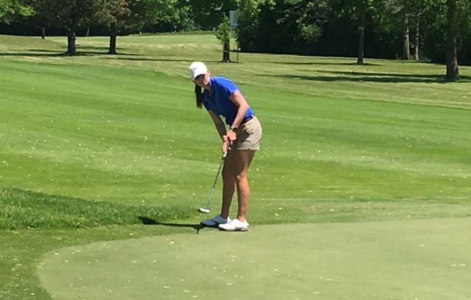 Jackie Rogowicz at the Women's Porter Cup. (News file photo)