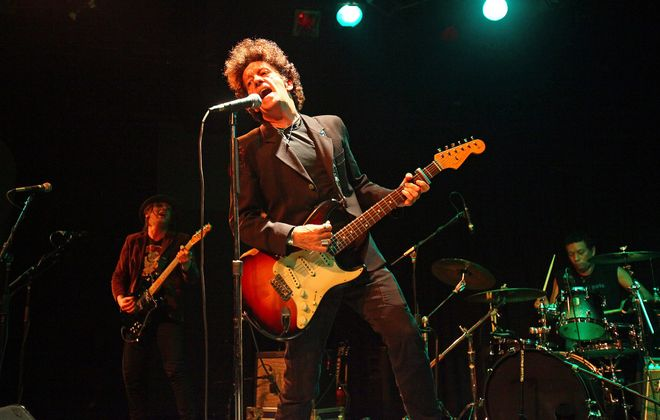 Esteemed singer-songwriter Willie Nile and his band will play the first Thursday & Main. (Robert Kirkham/News file photo)
