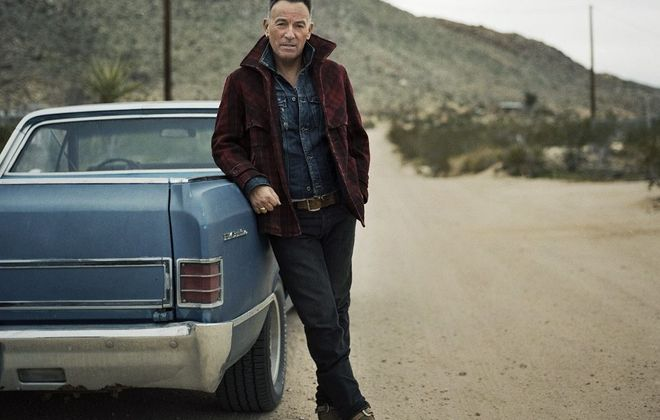 """Bruce Springsteen's """"Western Stars"""" is one of his most beautiful, but also one of his darkest albums, says Jeff Miers. (Photo by Danny Clinch)"""