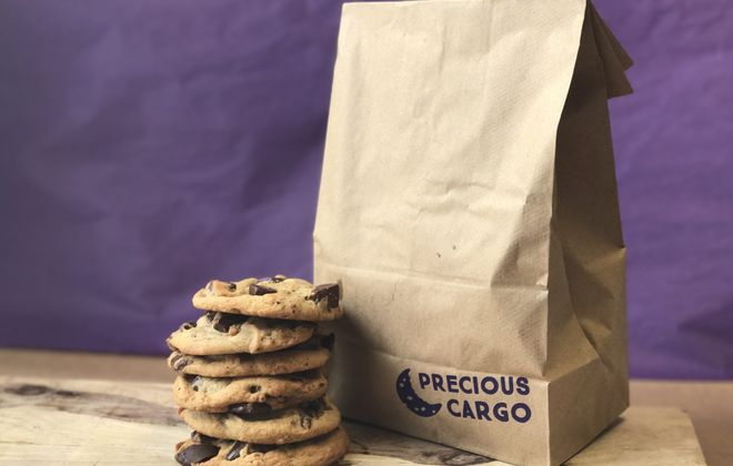 Insomnia Cookies are delivered warm until 3 a.m.