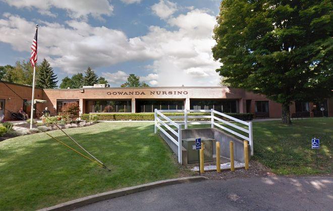 Gowanda Rehabilitation and Nursing Center. (Google)
