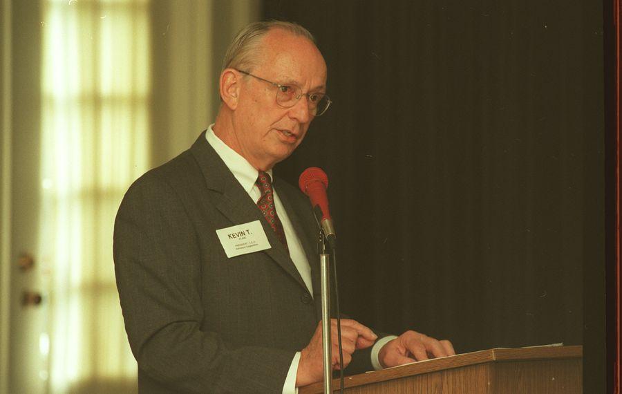 Kevin T. Keane, shown in 1996. (Buffalo News file photo)