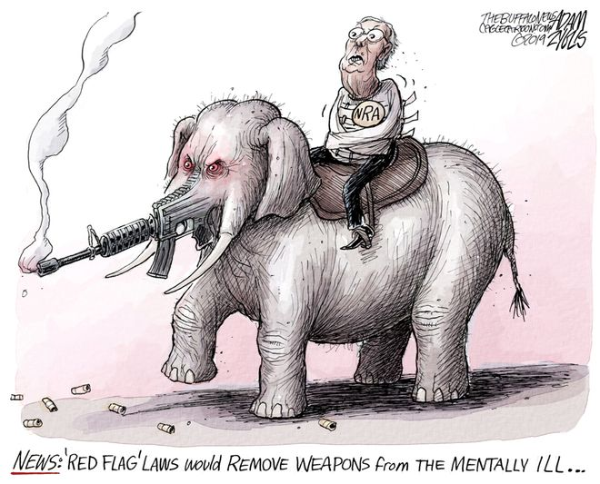 McConnell and the GOP: August 7, 2019