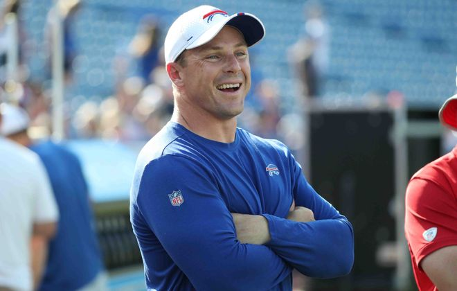 The Bills improved on special teams in 2019 under the leadership of first-year coordinator Heath Farwell. (James P. McCoy/Buffalo News)