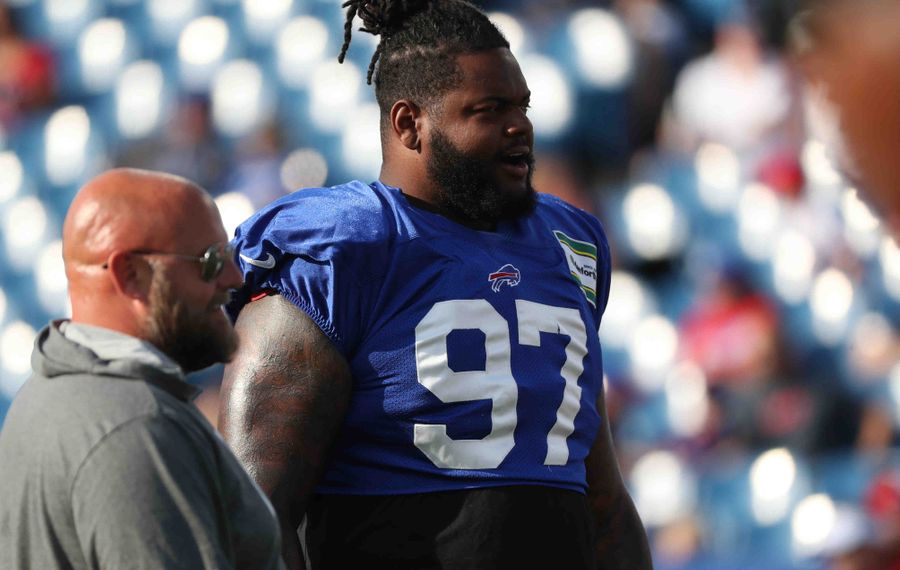 Franchise tag window opens this week -- should Bills consider using it?