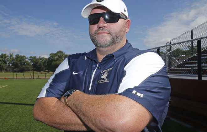 Rich Robbins is attempting to lead Canisius to its sixth league title since 2012. (Robert Kirkham/Buffalo News)