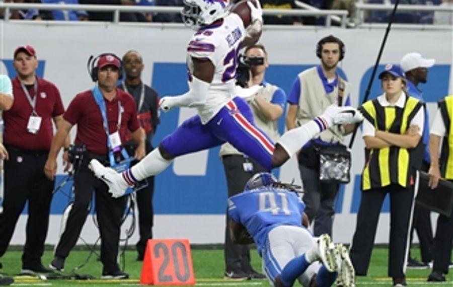 Bills beat Lions to go 3-0 in preseason