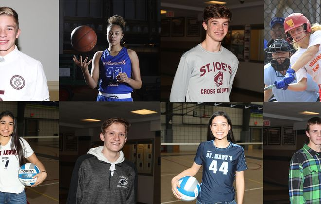 Back to school: Returning All-WNY first-team stars
